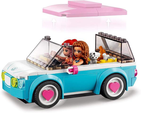 Imagem de LEGO Friends CARRO ELETRICO DA OLIVIA 41443