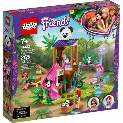 Imagem de Lego Friends - Casa do Panda na Arvore da Selva - 41422