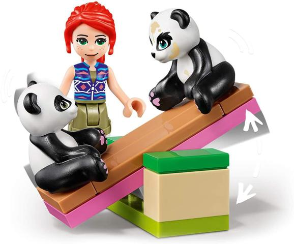 Imagem de LEGO Friends - Casa do Panda