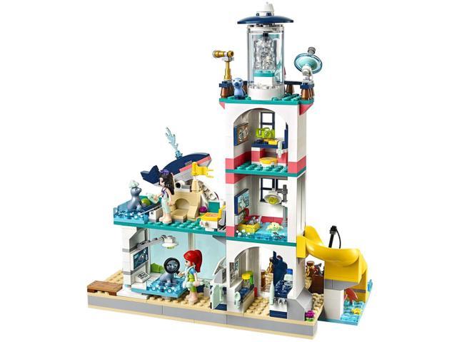 Imagem de LEGO Friends Centro de Resgate do Farol