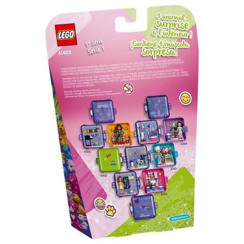 Imagem de LEGO Friends - Cubo De Brincar Da Mia - LEGO 41403