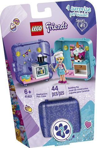 Imagem de Lego friends cubo de brincar da stephanie 41401