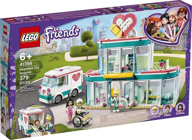 Imagem de Lego Friends - Hospital de Heartlake City 379 Peças - 41394
