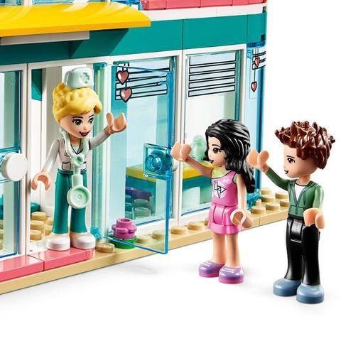 Imagem de LEGO Friends - Hospital de Heartlake City - 41394