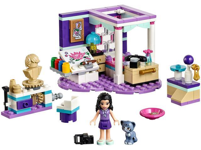Imagem de LEGO Friends O Quarto da Emma 183 Peças
