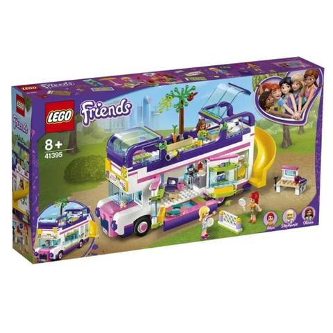 Imagem de Lego Friends Ônibus da amizade 41395