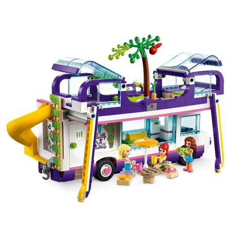 Imagem de LEGO Friends - Ônibus da Amizade - 41395