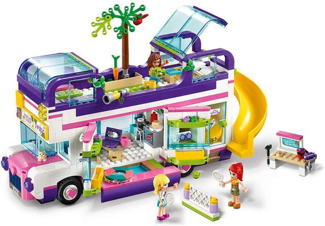 Imagem de Lego friends onibus da amizade 41395
