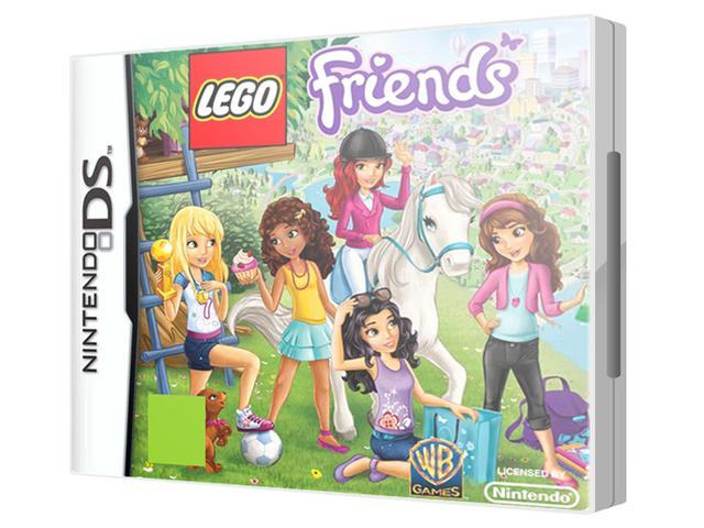Imagem de Lego Friends para Nintendo DS