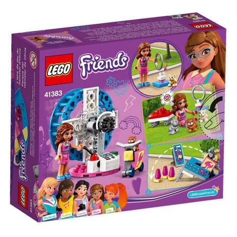 Imagem de Lego Friends - Playground Do Hamster Da Olivia - 41383
