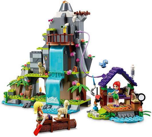 Imagem de LEGO Friends - Resgate de Alpaca na Selva da Montanha 41432