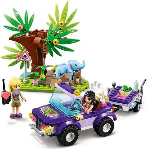 Imagem de LEGO Friends - Resgate na Selva