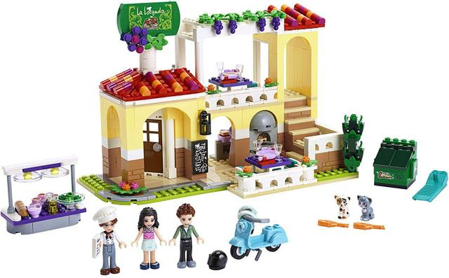 Imagem de LEGO Friends - Restaurante de Heartlake City - 41379