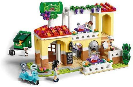 Imagem de Lego friends restaurante de heartlake city 41379