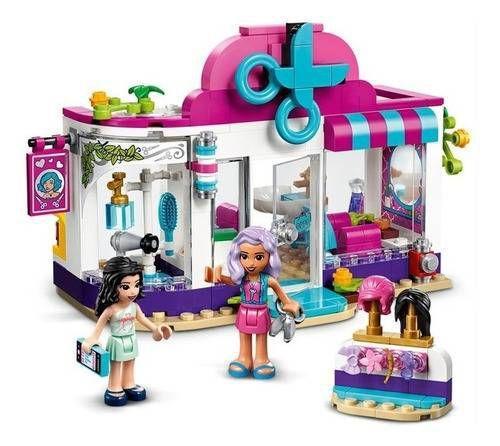 Imagem de LEGO Friends - Salão de Cabeleireiro de Heartlake City