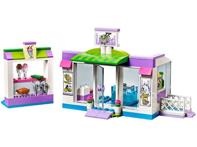 Imagem de LEGO Friends Supermercado de Heartlake 140 Peças