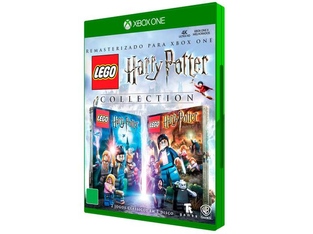 Jogo Lego Harry Potter Collection - Xbox One - Warner Bros Interactive Entertainment