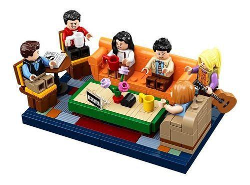 Imagem de Lego Ideas Central Perk 21319 Serie Friends - Importado P.e