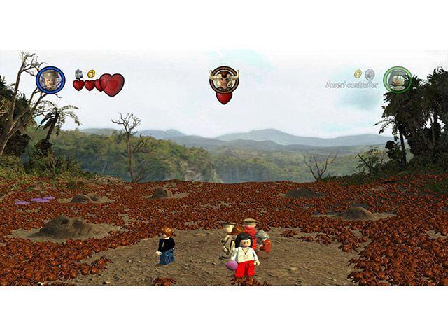 Imagem de LEGO Indiana Jones 2: The Adventure Continues