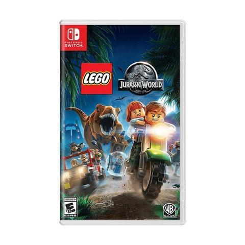Jogo Lego Jurassic World - Switch - Warner Bros Interactive Entertainment