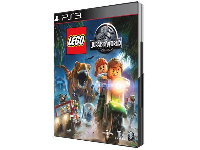 Imagem de Lego Jurassic World para PS3