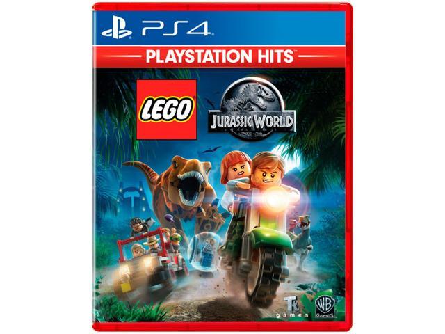 Jogo Lego Jurassic World Hits - Playstation 4 - Warner Bros Interactive Entertainment