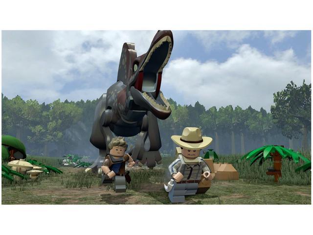 Imagem de Lego Jurassic World para Xbox One