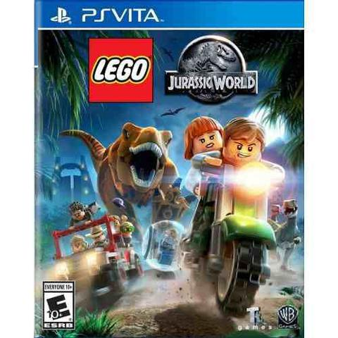 Jogo Lego Jurassic World - Ps Vita - Warner Bros Interactive Entertainment