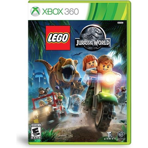 Imagem de Lego Jurassic World - Xbox 360