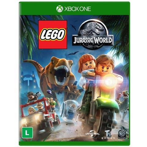 Imagem de Lego Jurassic World Xbox One