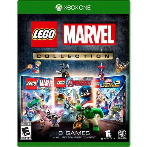 Imagem de Lego Marvel Collection - Xbox One