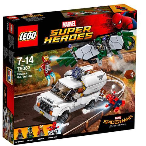 Imagem de Lego Marvel Cuidado Com Vulture - 76083 - Lego