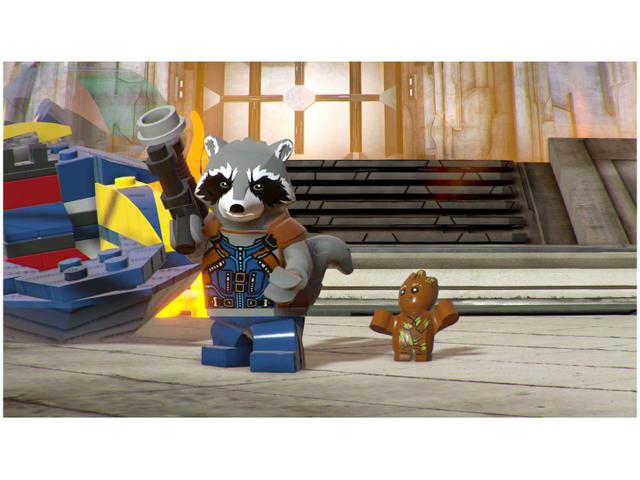 Imagem de Lego Marvel Super Heroes 2 para PS4