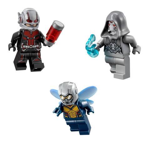 Imagem de LEGO Marvel Super Heroes - Exploradores do Reino Quântico (76109) - 200 Peças