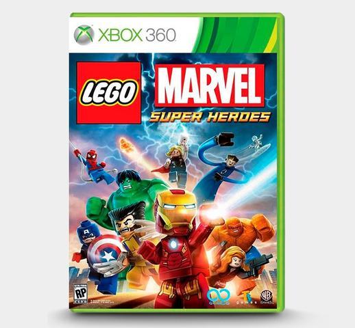 Imagem de LEGO Marvel Super Heroes