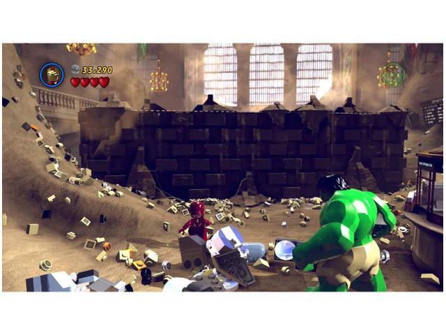 Imagem de Lego Marvel Super Heroes para PS4 TT Games