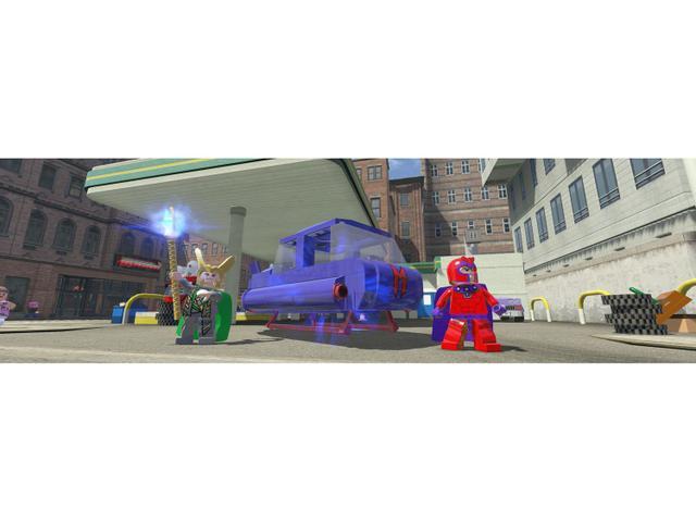 Imagem de Lego Marvel Super Heroes para Xbox One
