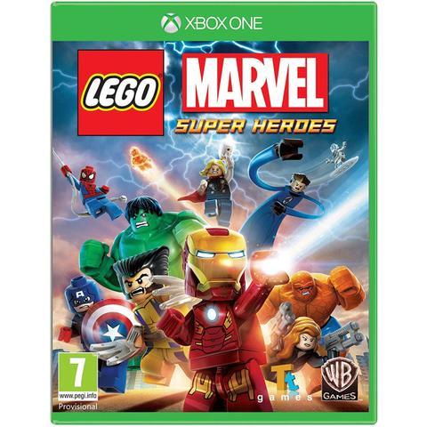 Imagem de Lego Marvel Super Heroes - Xbox One