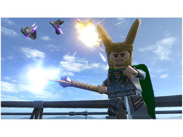 Imagem de Lego Marvel Vingadores para PS4 TT Games