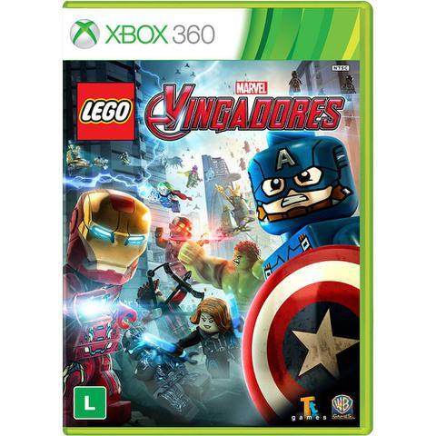 Imagem de Lego Marvel Vingadores - Xbox 360