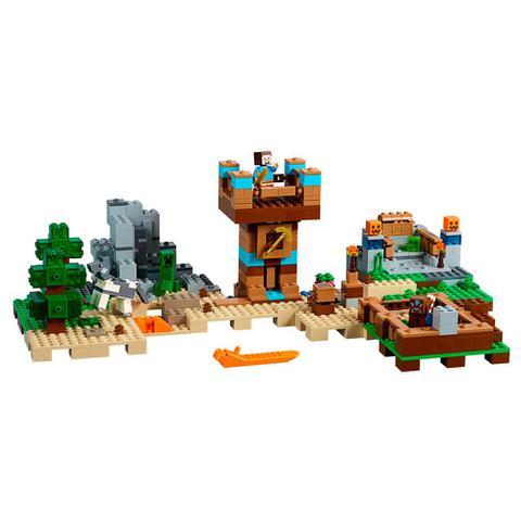 Imagem de LEGO Minecraft - Caixa de Criação Box 2.0 - 21135