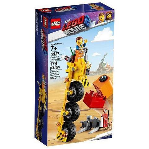 Imagem de Lego Movie 2 o Triciclo do EMMET 70823