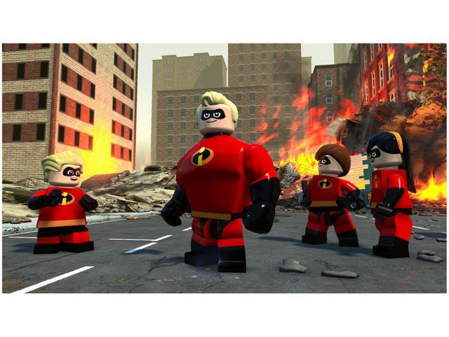 Imagem de LEGO Os Incríveis para PS4