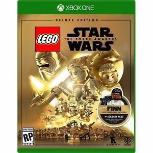 Jogo Lego Star Wars - o Despertar da Força Edição Deluxe - Xbox One - Lucasarts