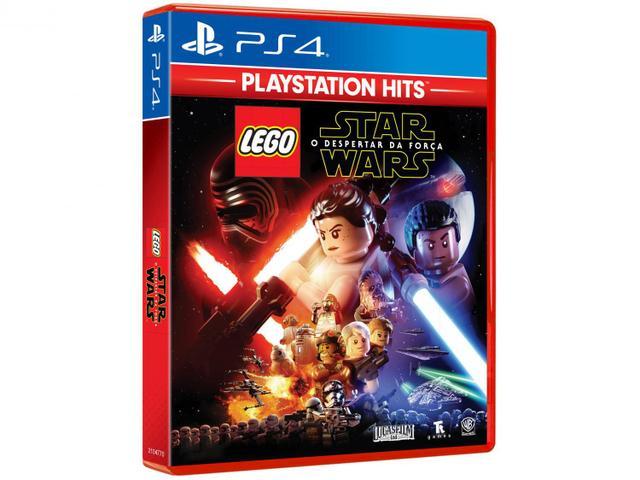 Imagem de Lego Star Wars: O Despertar da Força para PS4