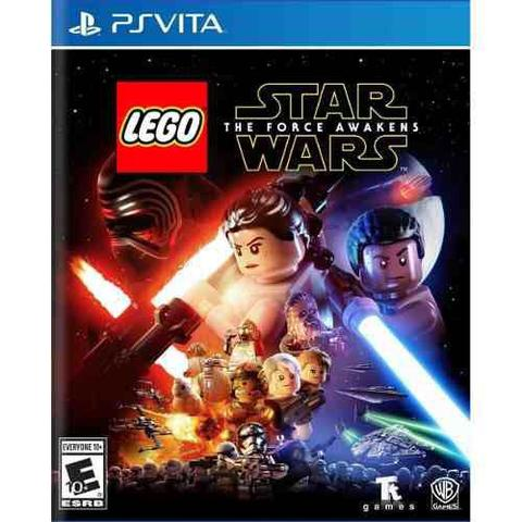 Jogo Lego Star Wars The Force Awakens - Ps Vita - Lucasarts