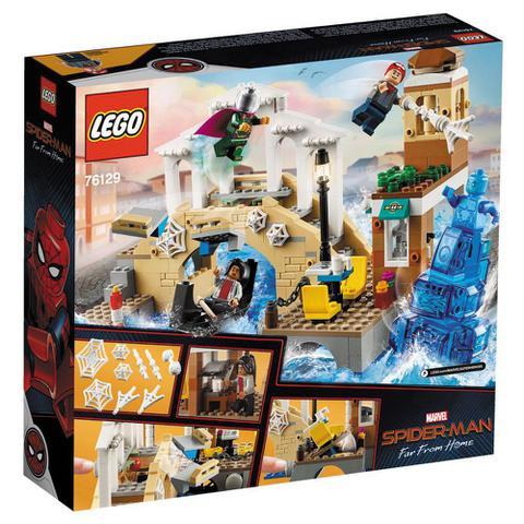 Imagem de LEGO Super Heroes - Disney - Marvel - Spider-Man - Longe de Casa - Hydro-Man Ataque - 76129