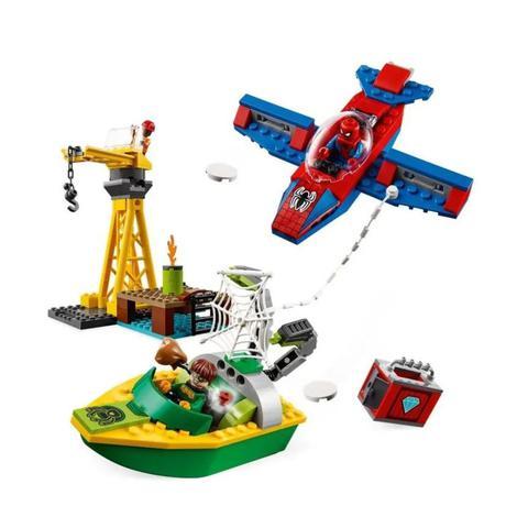 Imagem de LEGO Super Heroes Marvel - 76134 - Spider-Man O Assalto aos Diamantes de Dock Ock