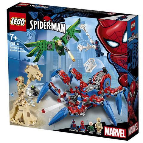 Imagem de Lego Super Heroes Marvel - A Aranha Robô do Homem-Aranha - Lego