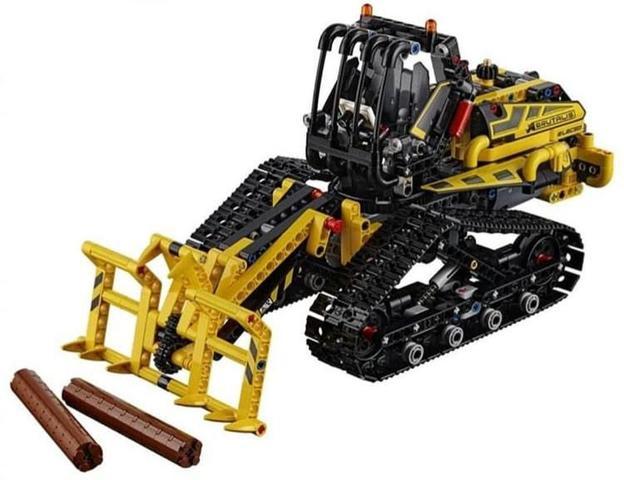 Imagem de Lego Technic - Trator Carregador de Esteiras - 42094